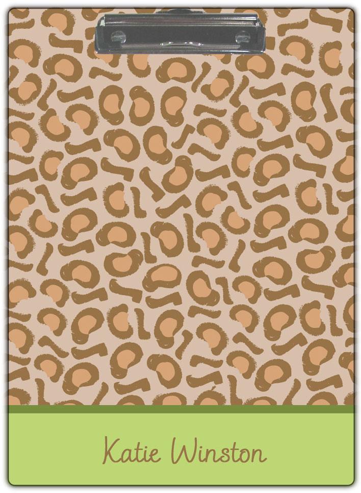 Leopard Clipboard