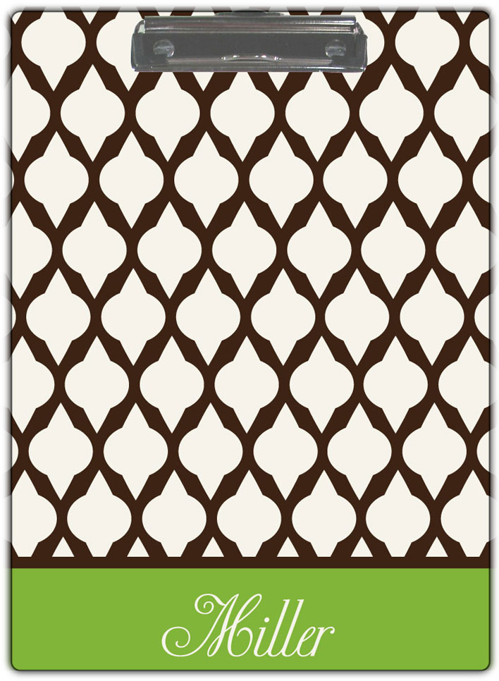 Brown-Lattice
