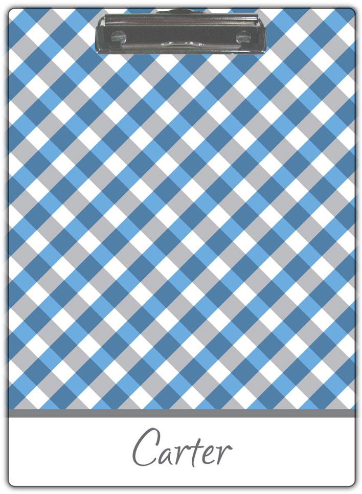 Blue-Gingham