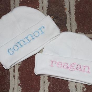 Newborn Cap Examples