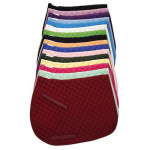 Saddle Pad Colors Available